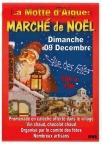 LA MOTTE MARCHE NOEL AFFICHE